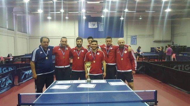 Πρωτάθλημα και Κύπελλο στον Ολυμπιακό!
