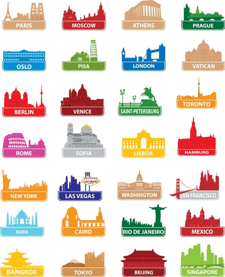 Places - Paris,London,Lisboa,Bangkok and Beijin all check ;)
