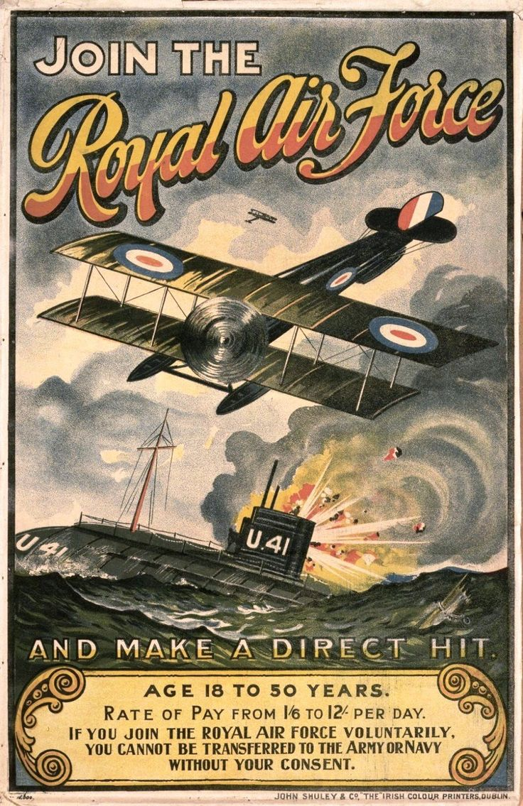 Dinge en Goete (Things and Stuff): This Day in World War 1 History: APRIL 01, 1918 : BRITISH ROYAL AIR FORCE IS FOUNDED
