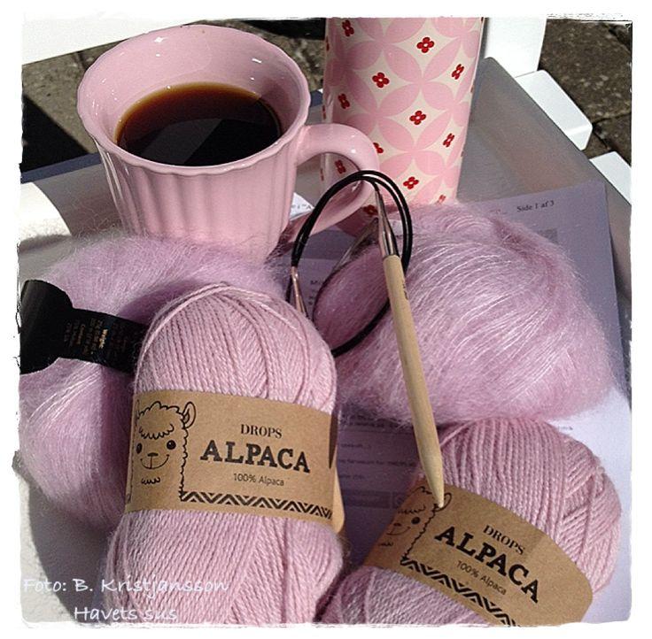 Havets Sus, Ib Laursen, Knitting, Instagram