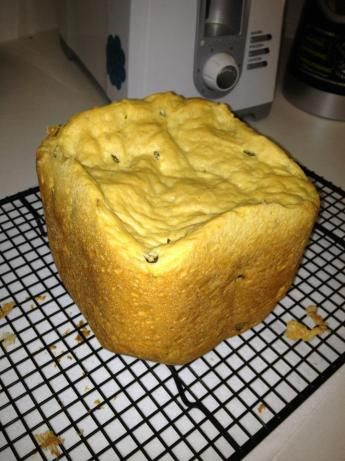 Jalapeno cheese bread for bread machine. The picture isn't amazing but the recipe looks great!