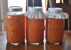 ΘΕΡΑΠΕΥΤΗΣ: Φλούδα πορτοκαλιού,καρότα και τζίντζερ για μια βόμβα υγείας απο ρόφημα kvass