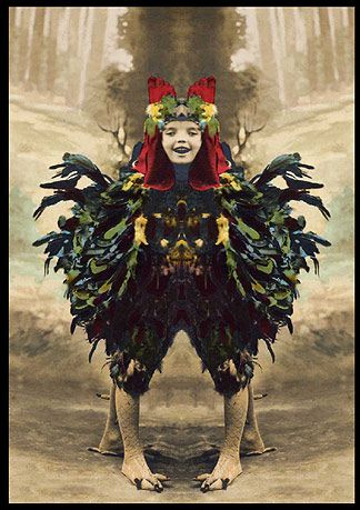::-- the visual art of mark mothersbaugh --::