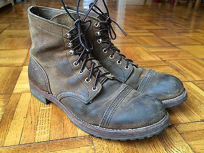 Image result for red wing iron rangers muleskinner