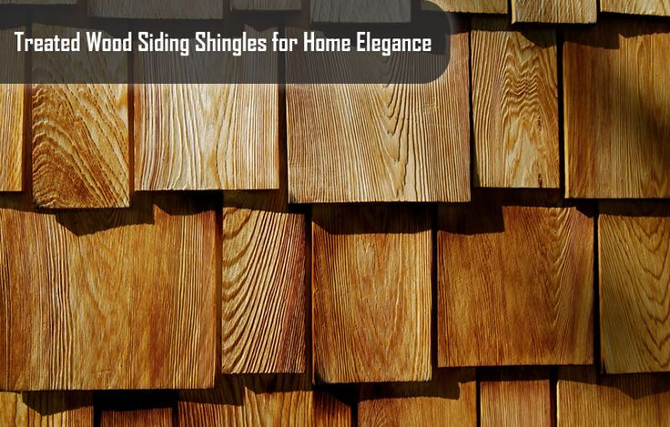 Exterior Wood Siding Panels Treated Wood Siding Shingles