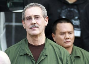 Financier and cricket mogul Allen Stanford was sentenced to 110 years in  jail for a $7 billion Ponzi scheme on Thursday, closing the book on the  flamboyant ex-tycoon's stunning fall from grace.