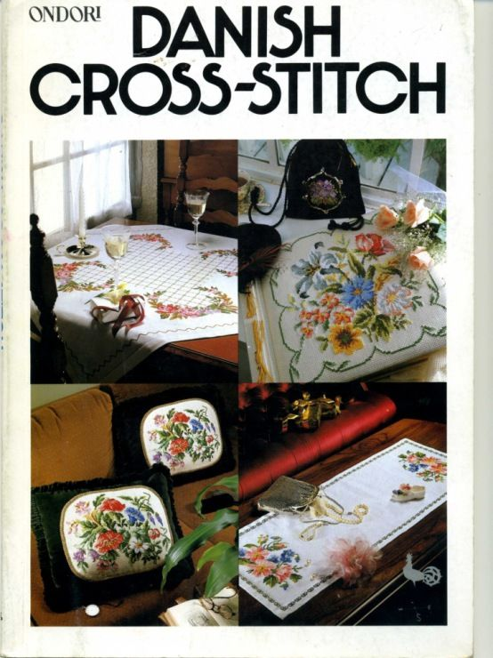 Gallery.ru / Фото #113 - Danish Cross-Stitch - tatasha