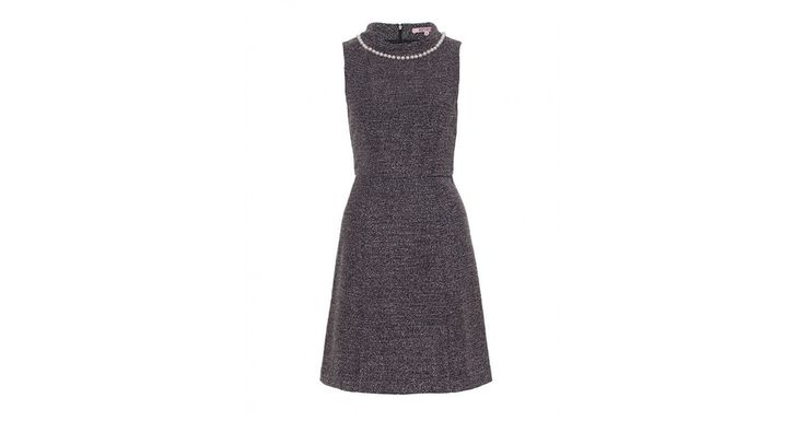 Review Australia | Rosalee Dress Black/cream
