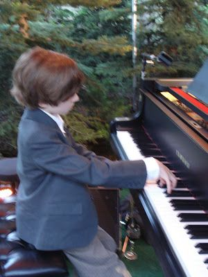 """Raising """"Beethoven"""": TOO LITTLE TO REACH THE PEDAL"""