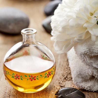 Eigenes Parfum selber mischen: Parfum Rezept für orientalisches Parfum mit Patchouli Duft