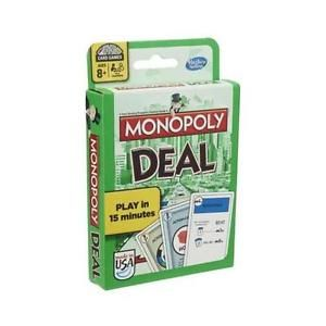 #eBay: $3.99: Monopoly Deal Card Game - $4 FS @ eBay #LavaHot http://www.lavahotdeals.com/us/cheap/monopoly-deal-card-game-4-fs-ebay/74790