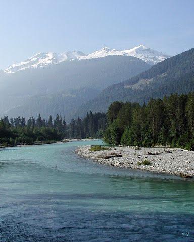 British Columbia Near Bella Coola, Canada