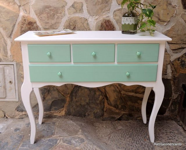 retro y con encanto decoraci n de muebles painted