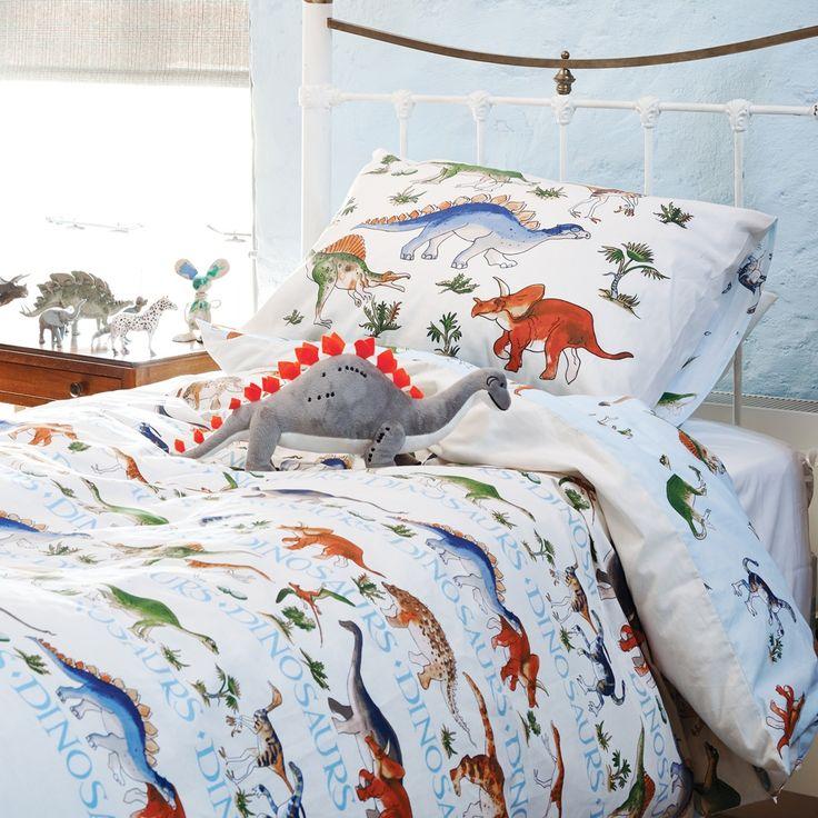 Fab-Furnishings: Emma Bridgewater - Dinosaurs Childrens Bedding Set