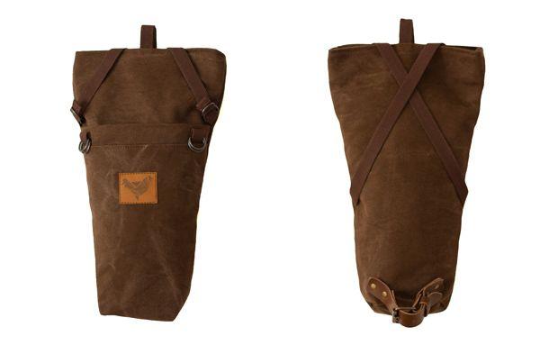 "Summer 2014 - ""Urban Nomads"" - SAMI - the saddle bag - CHOCOLATE BROWN - Blind Chic."