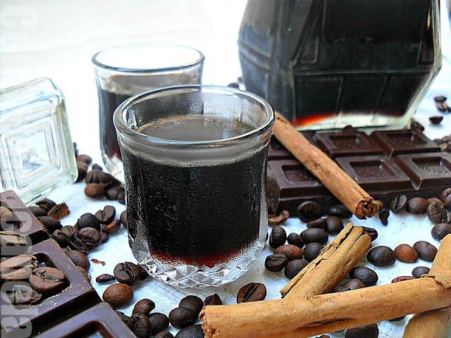 Con sabor a canela: Licor de Café