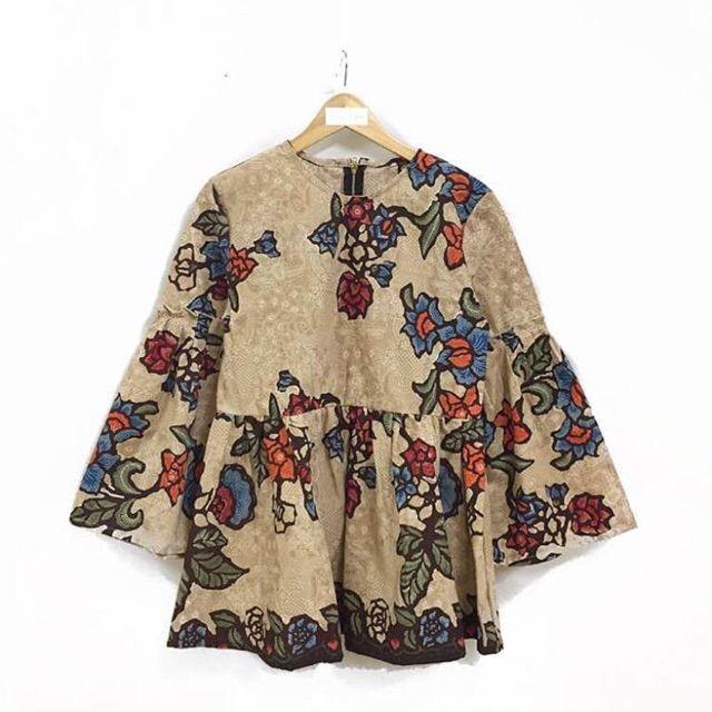 Temukan dan dapatkan Blouse batik hanya Rp 129.000 di Shopee sekarang juga! http://shopee.co.id/nurika.batik/243029105 #ShopeeID