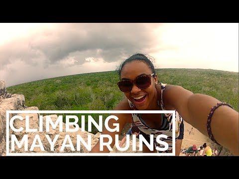 Thunderstorms and Mayan Ruins: #mayan #coba #travel #vlog #youtuber #youtube #mexico #yucatan #spanish #fun #funny #video