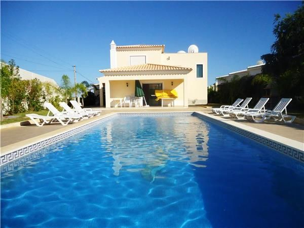 Holiday house in Carvoeiro, Portugal #vacation #sun #pool
