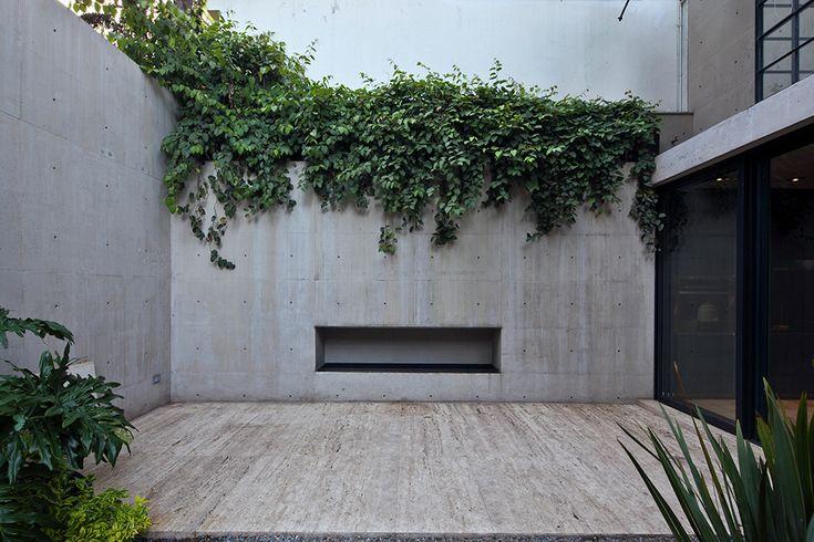 Galería - Casa Estudio Hill / CCA Centro de Colaboración Arquitectónica - 11