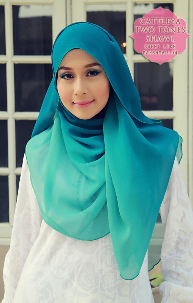 sweet like marshmallow: Hijab