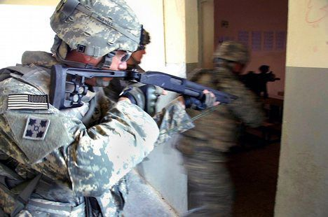 Room Clearing 101: Five things you should know about Close-Quarters Combat - Guns.com