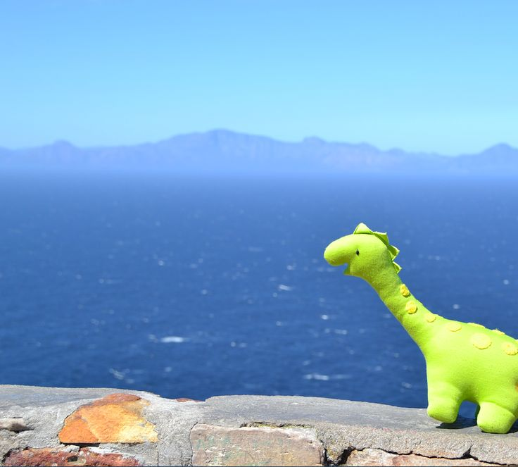"""Unfettered dinosaur, you will always cherish the Sea!"" - Victor Dinosaur Hugo"