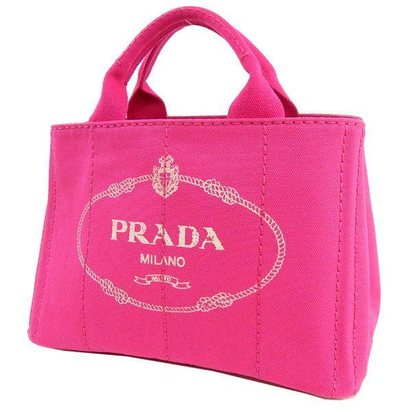 プラダ  トートバッグ カナパ CANAPA BN2439 PRADA  バッグ【安心保証】【中古】【楽天市場】