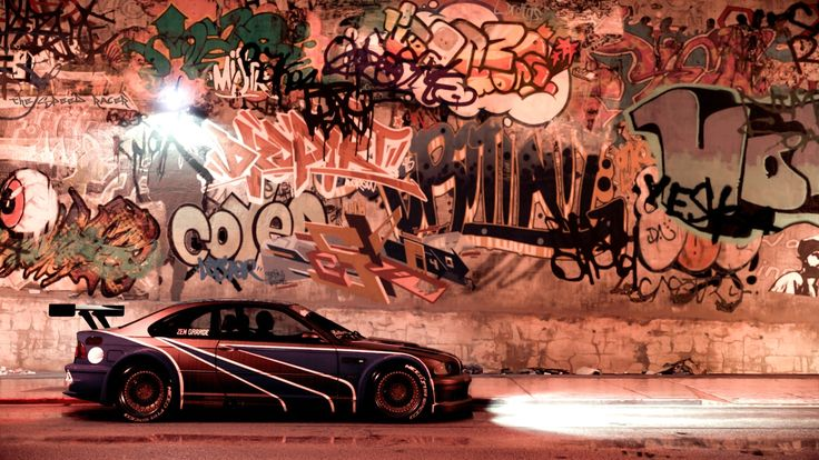 BMW M3 GTR E46 - Need for Speed 2015