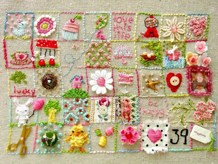 Cross Stitch & Embroidery: Free Patterns