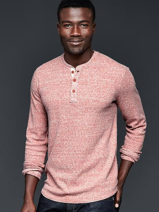 The Best Overall Henley For Men We were very surprised by the J. Crew Slim Broken-In Henley. The broken-in aspect gives this option a little bit of a rugged edge, .