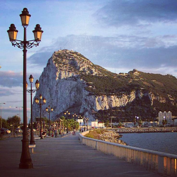 #100happydays day 62, Gibraltar holiday planning