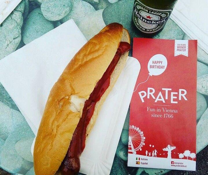 Comer en Prater por 5€. Entrada al parque de atracciones gratuita!!