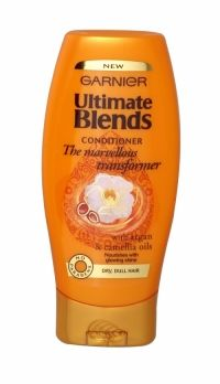 GARNIER ULTIMATE BLENDS CONDITIONER 200ML THE MARVELLOUS TRANSFORMER