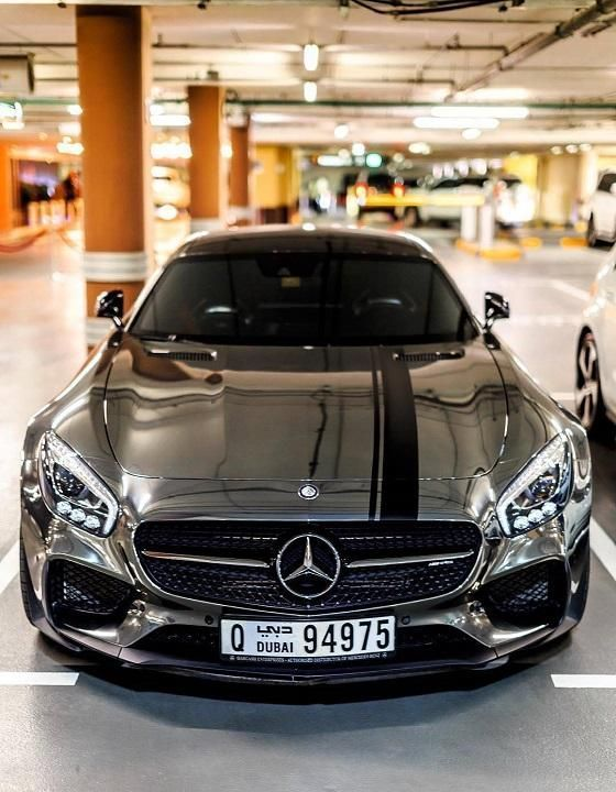 Mercedes Benz Amg Grey Luxurycars Coolcars