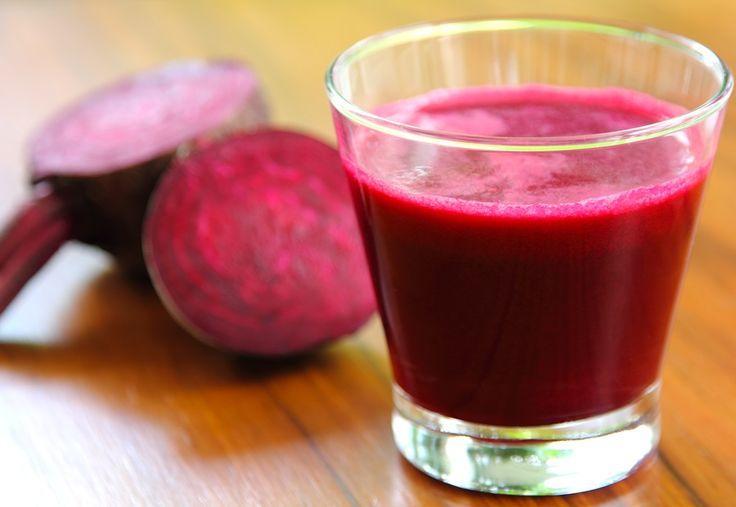 Smoothie van rode biet en frambozen - Recepten @ planetfem.com |Heerlijke ideeën voor lekkere maaltijden!