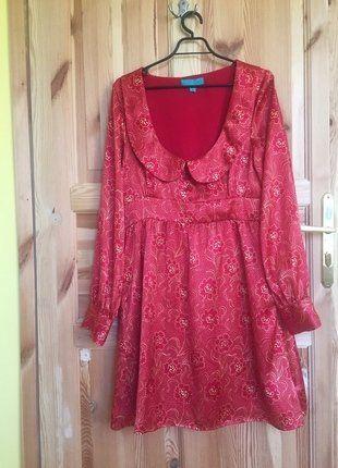 Kup mój przedmiot na #vintedpl http://www.vinted.pl/damska-odziez/krotkie-sukienki/16113786-letnia-sukienka-z-pieknym-dekoltem-w-lodke