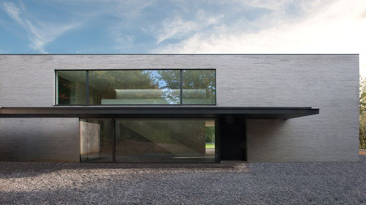Uccle _Belgium | Marc Corbiau - Bureau d'Architecture