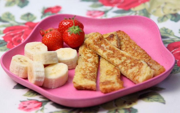 A great weekend breakfast treat, suitable from 8 months