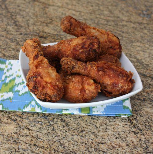 Easy Oven-Fried Chicken Drumsticks