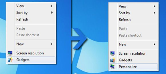 Quick tip: how to change desktop background in Windows 7 Starter