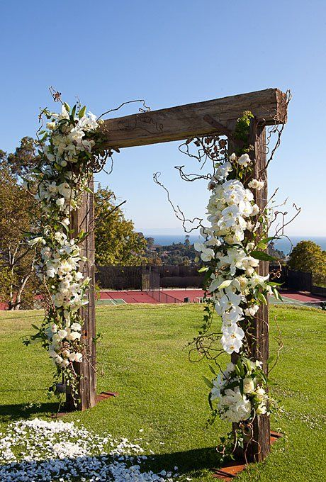 Wedding Arbors, Arches, & Chuppas, Style, Inspiration, & Design