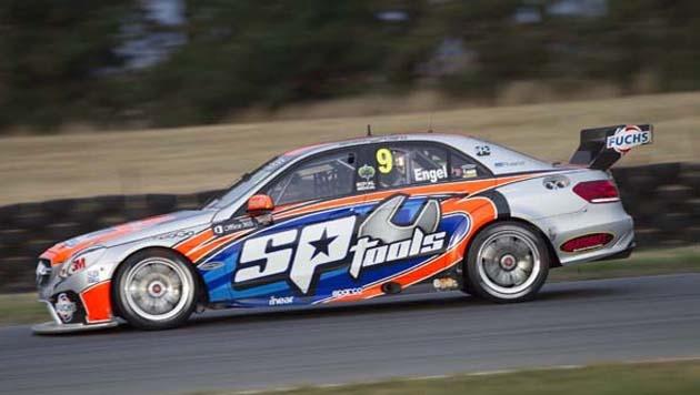 The SP Tools E63 AMG V8 Supercar