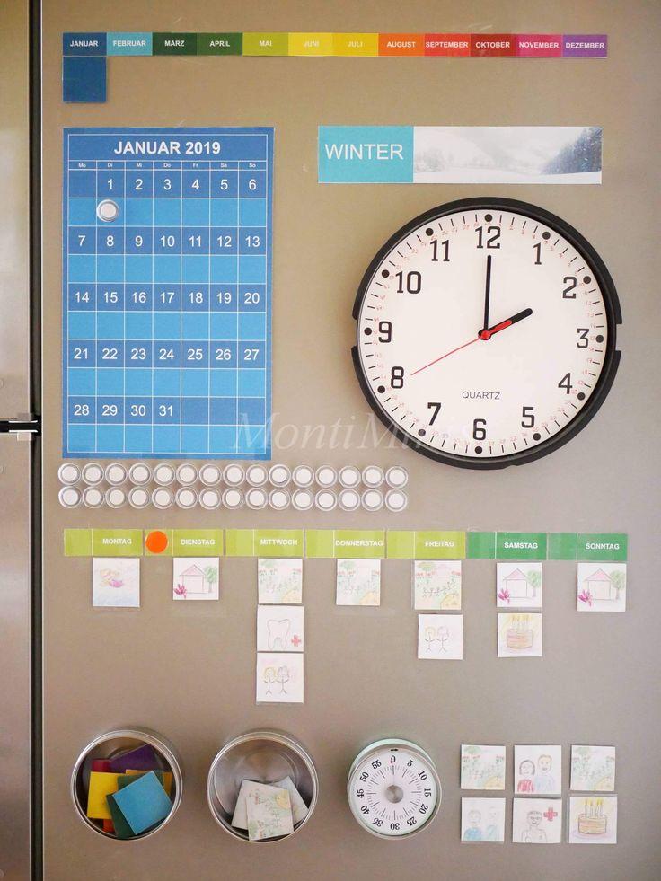 Der MontiMinis Kalender 2019 ist!