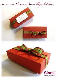 Lauramaisia joulukortteja