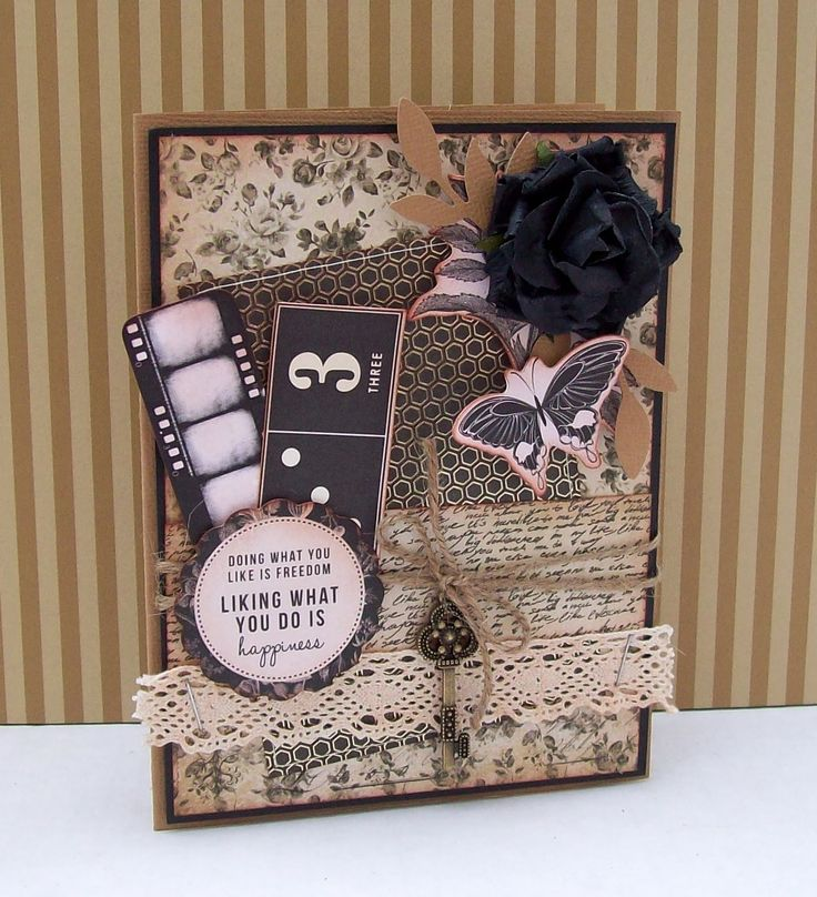 Best of Betsy's - Art of Life cards from Kaisercraft