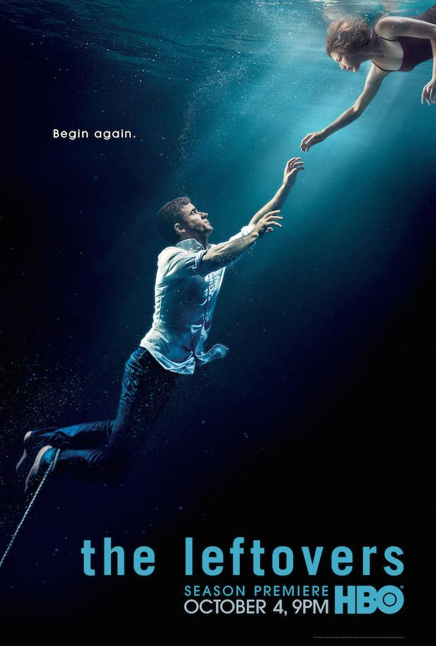 The Leftovers Season 2. Can we ever run? How can/should our story be told? Is it okay to believe? Why me? Why not me?