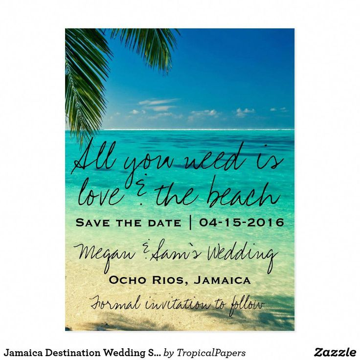 Very Small Beach Wedding Ideas