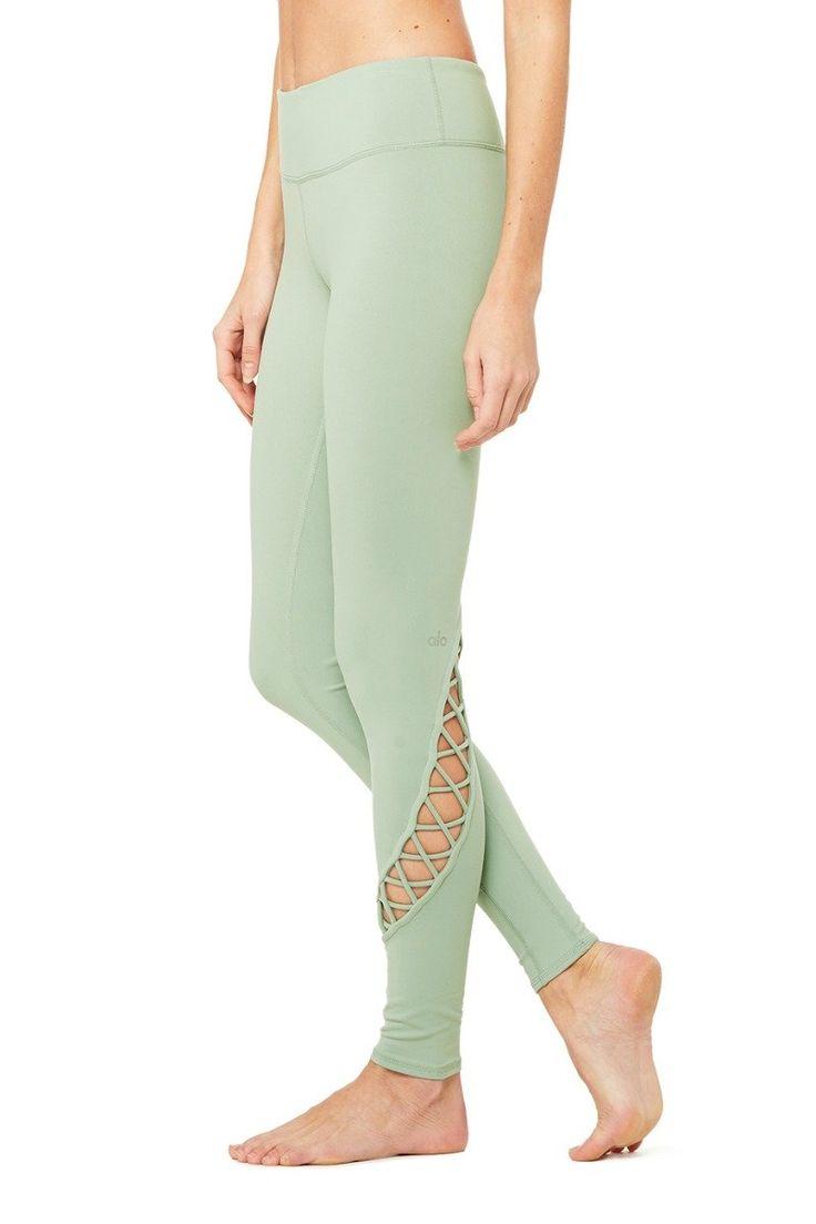 Entwine Legging - Rich Navy | Women's Yoga Pants & Leggings