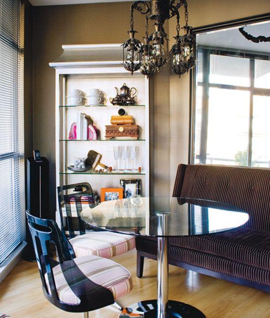 Small Space Interior: Modern Eclectic Condo Part 96